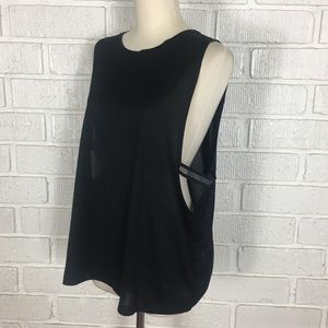 Nike Dri fit loose fit muscle tee XL